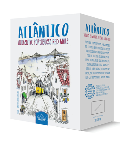 Atlantico 3L Bag in Box